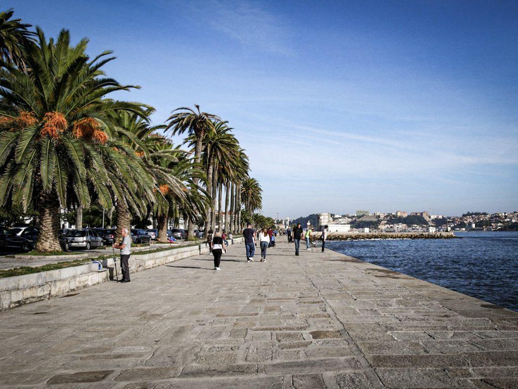Foz do Douro - Porto - promenade