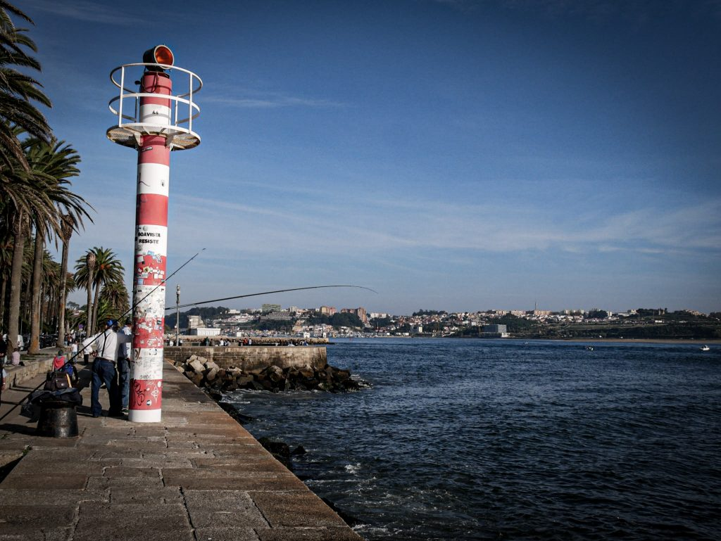 Foz do Douro phare