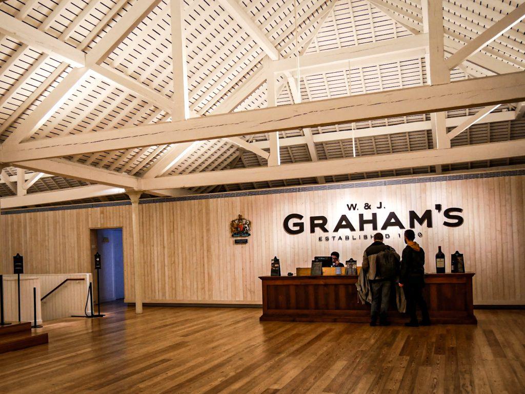 Graham's - Vila Nova de Gaia - Porto