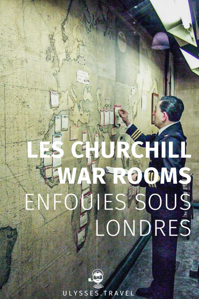 Churchill War Rooms - Pinterest