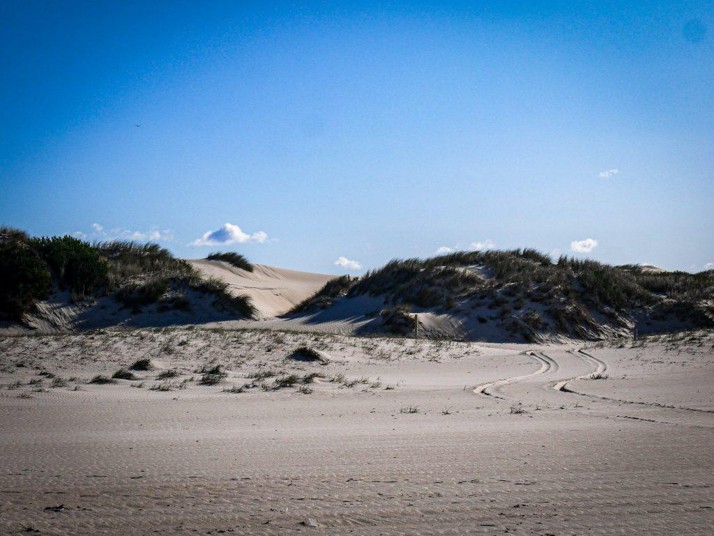 Dunes - Praia de Sao Jacinto