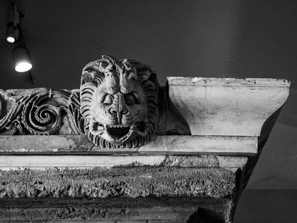 Épidaure - musée du sanctuaire d'Asclépios