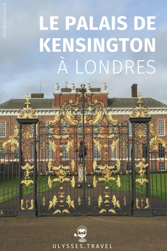 Le Palais de Kensington - Pinterest