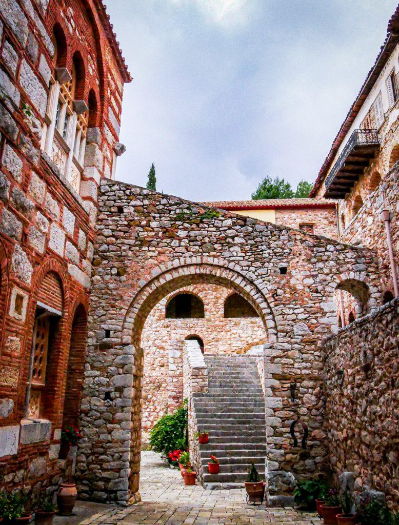 Monastère d'Hosios Loukas