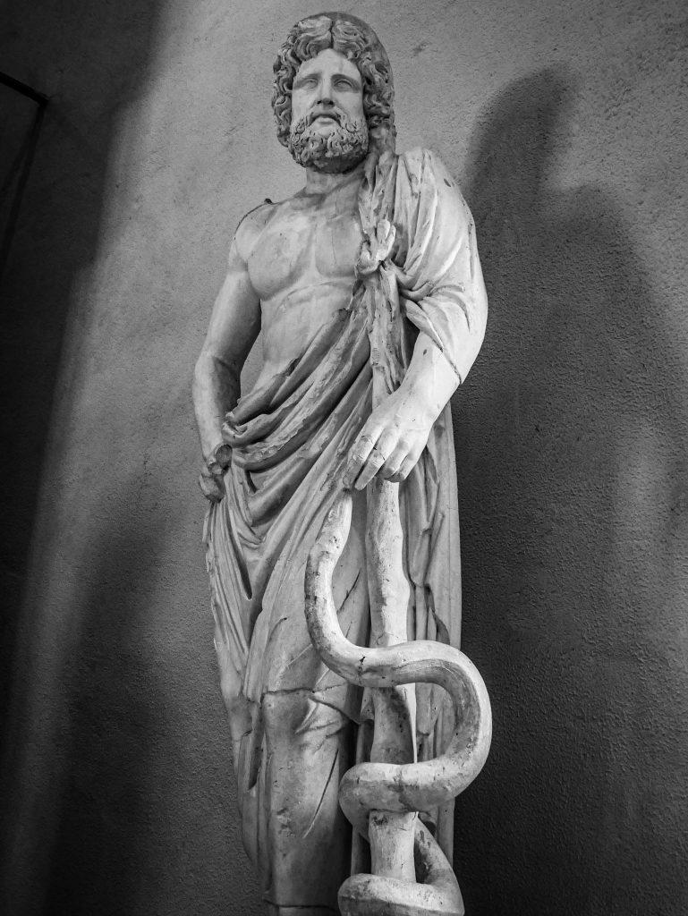 Musée Épidaure - sanctuaire d'Asclépios
