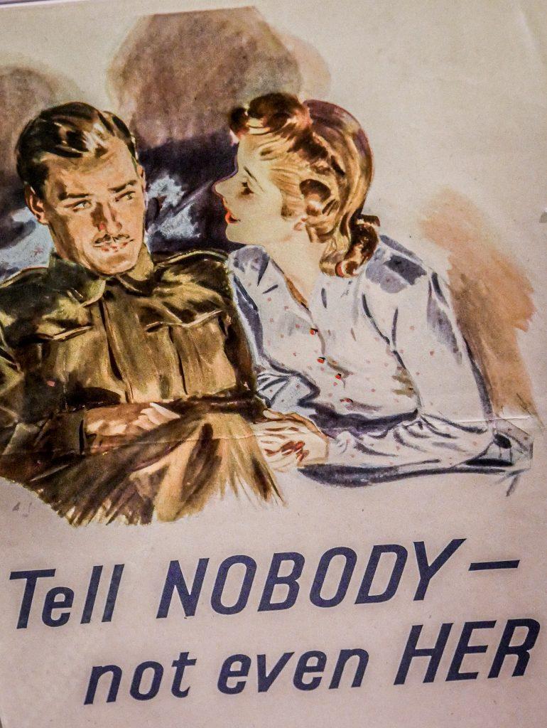 Museum of London - affiche vintage