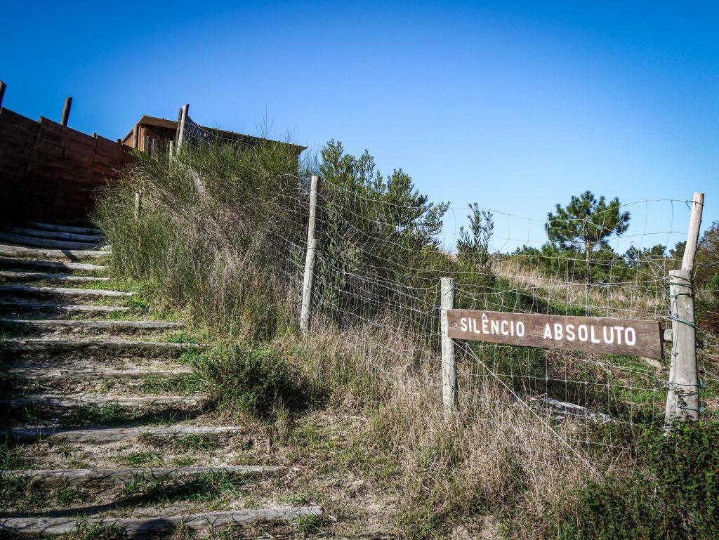 Observatoire - réserve naturelle de Sao Jacinto