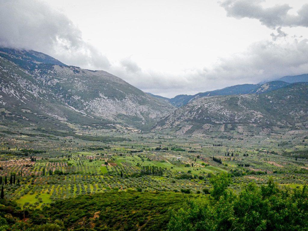 Panorama Ossios Loukas