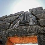 Porte des lionnes - Mycènes