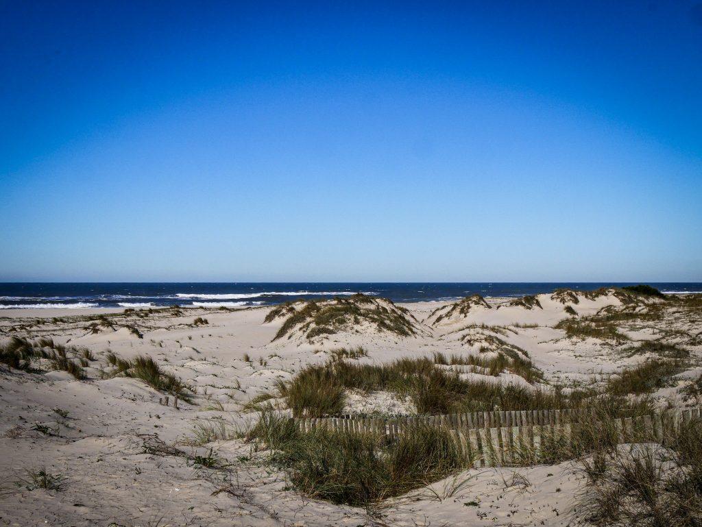 Praia de Sao Jacinto - dunes