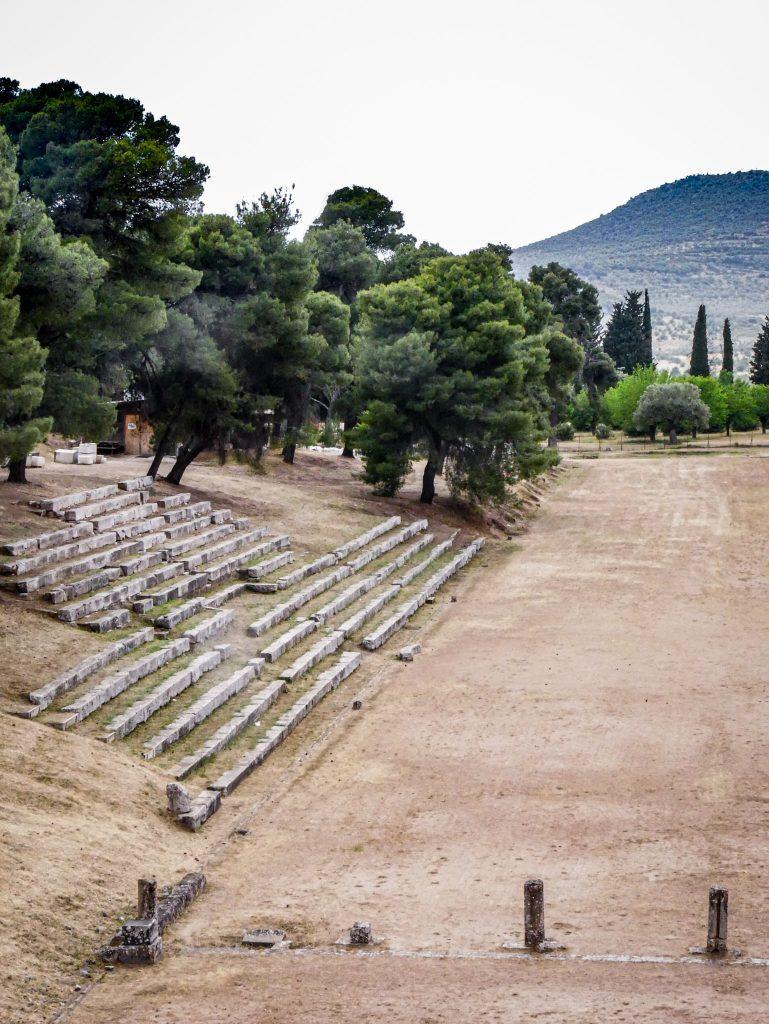 Stade - Sanctuaire d'Asclépios - Épidaure