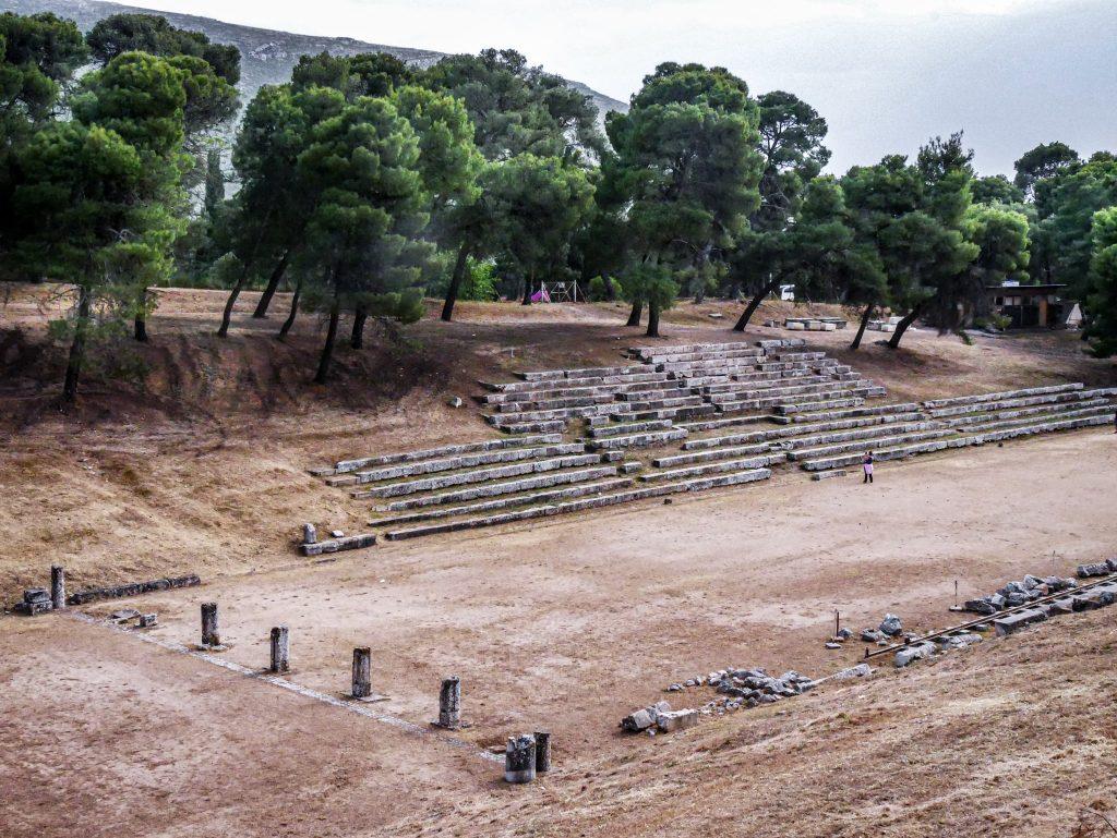 Stade du sanctuaire d'Asclépios - Épidaure