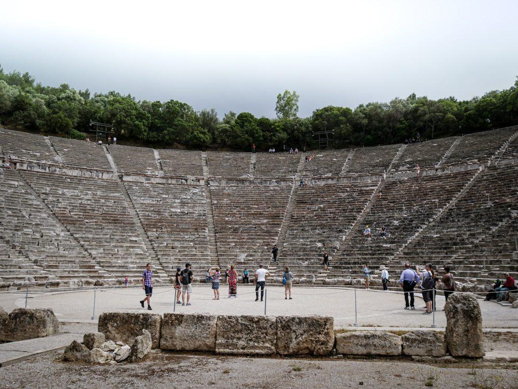 Théâtre d'Épidaure