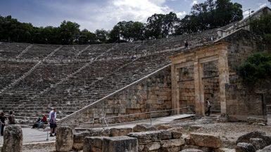 Théâtre d'Épidaure - Grèce