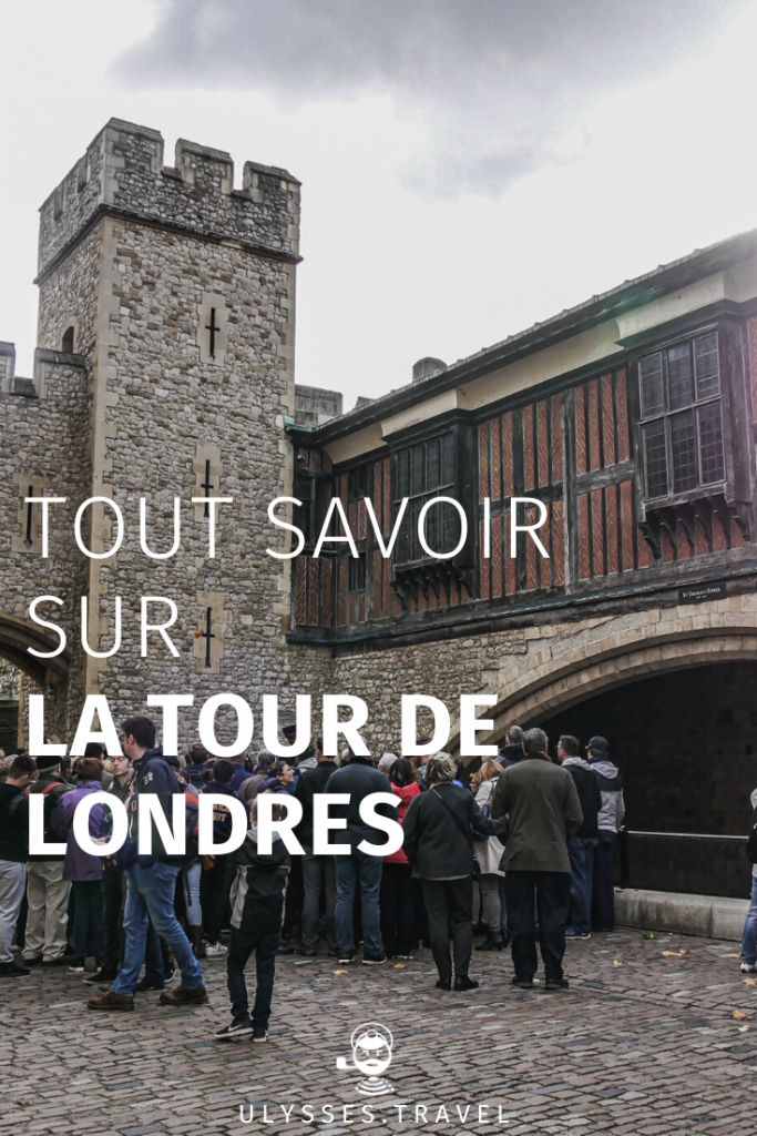 Tour de Londres - Pinterest
