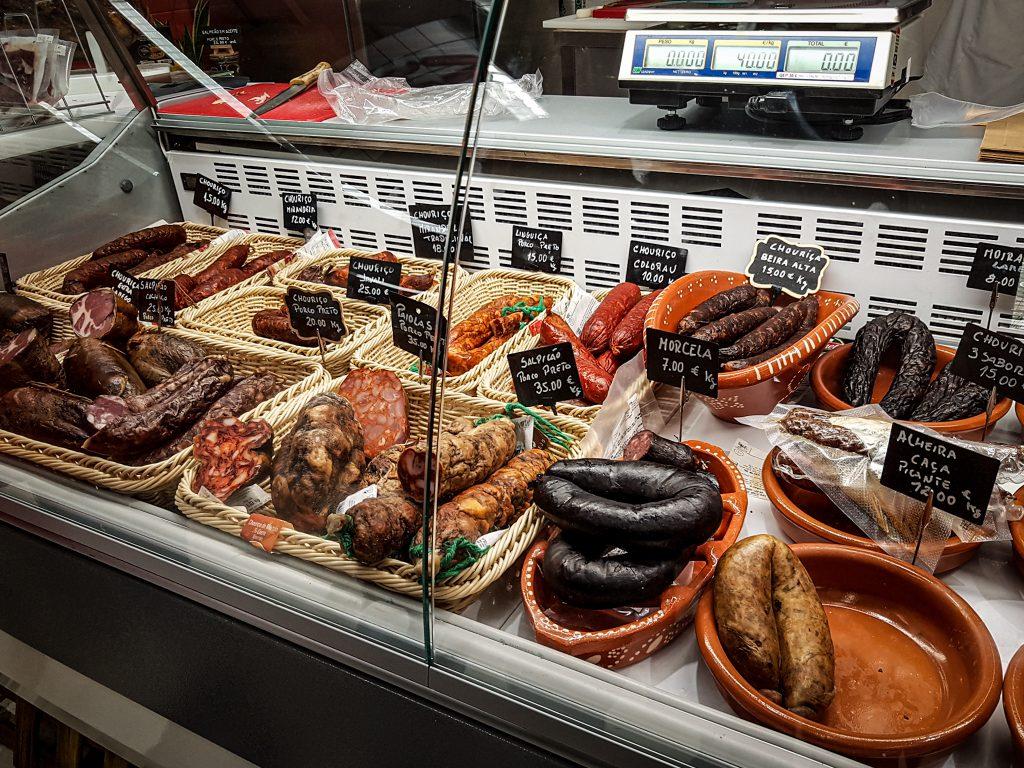 où manger à Porto ? Marché bolhao