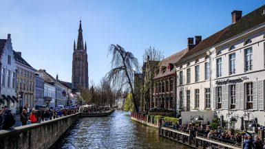 Canaux de Bruges - Que faire à Bruges