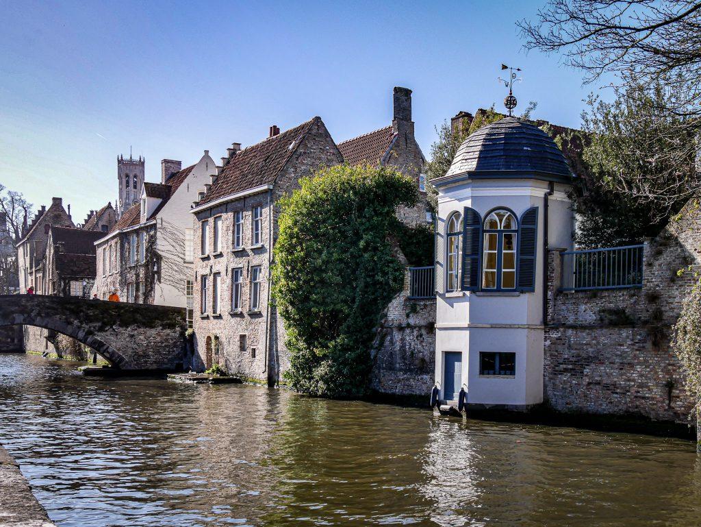 Canaux de Bruges - Visiter Bruges