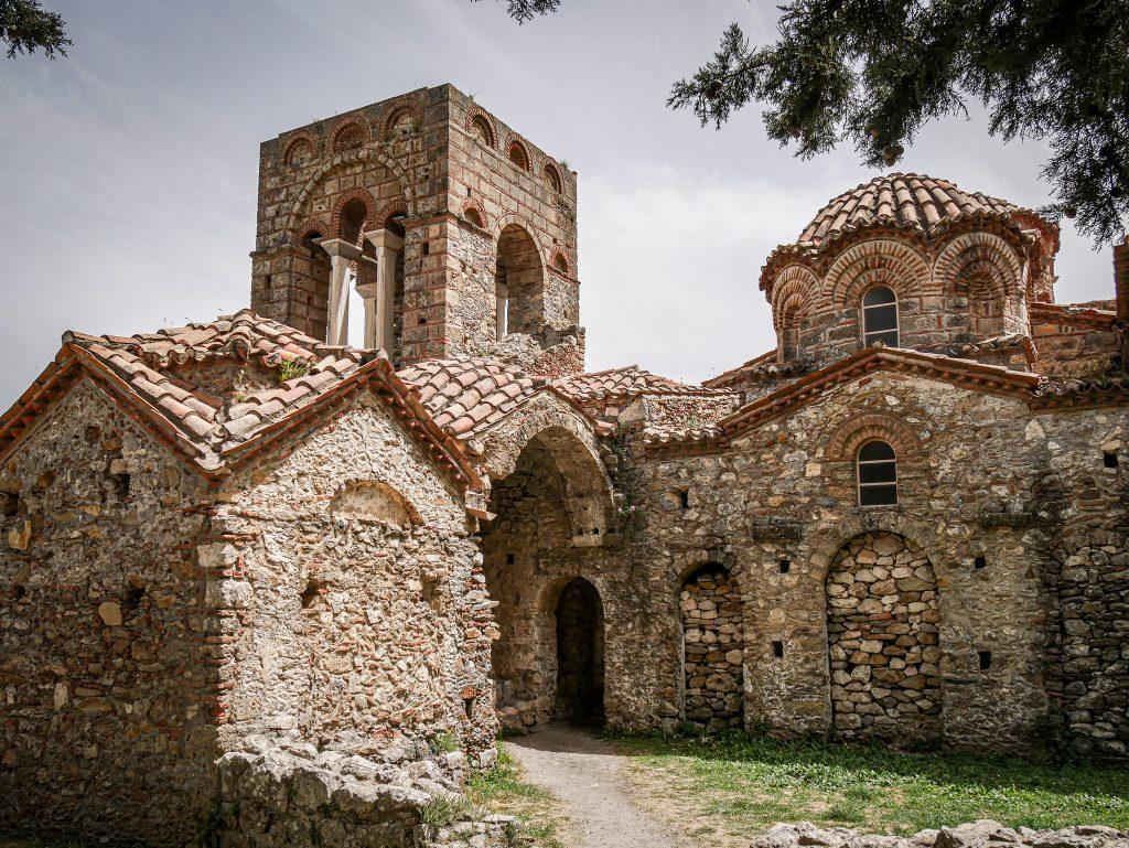 Église - Mystras - Grèce