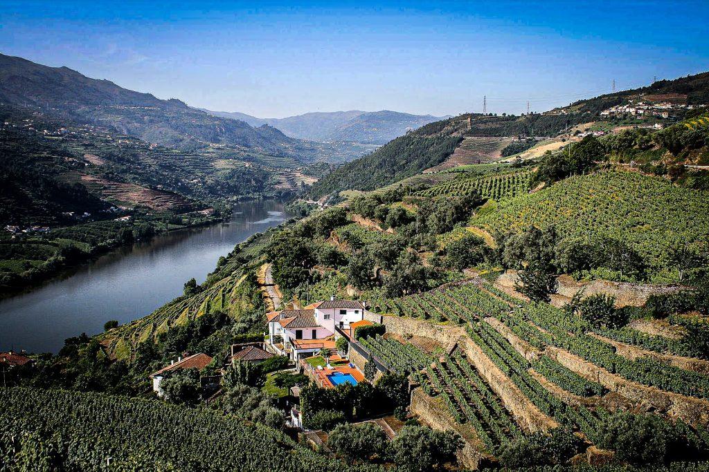 Excursion depuis Porto - Vallée du Douro © Wikimedia Commons