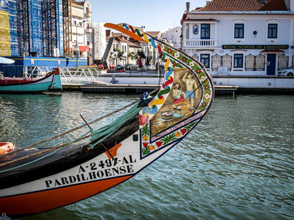 Excursions depuis Porto -Barcos - Aveiro