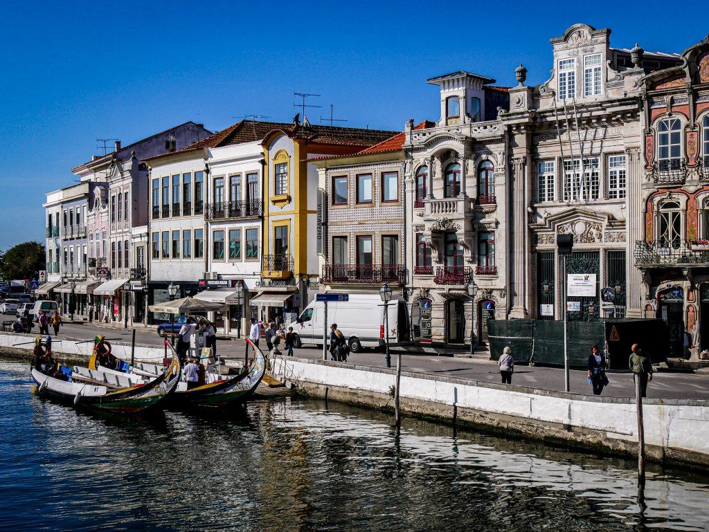 Excursions depuis Porto -Canaux - Aveiro