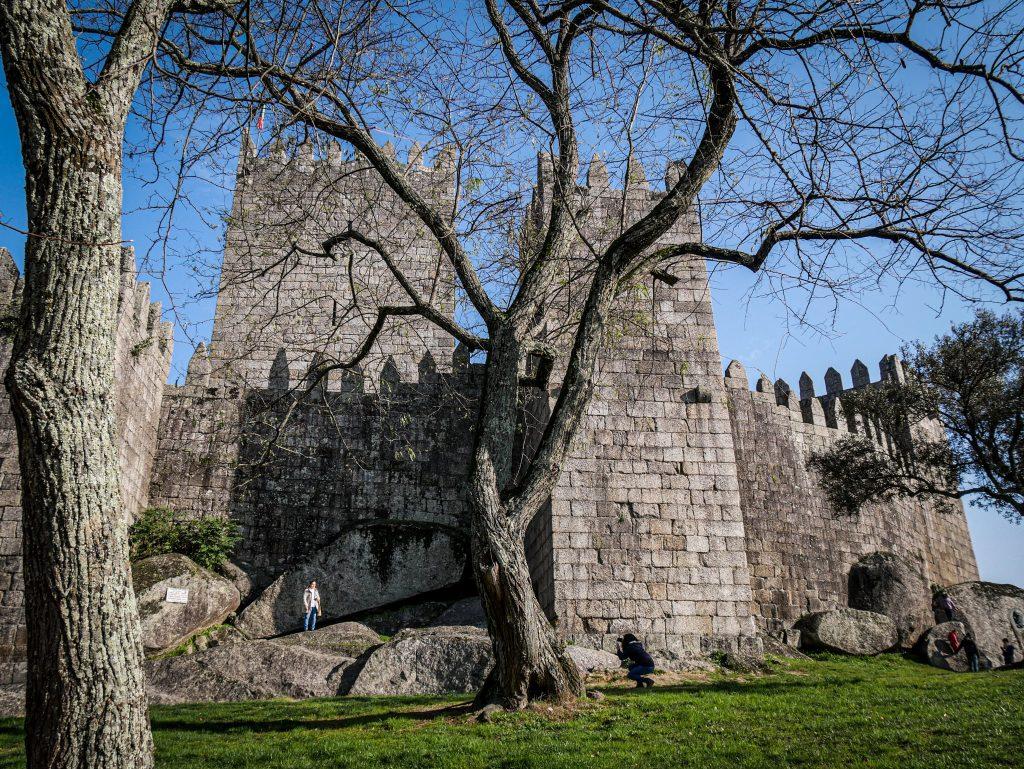 Excursions depuis Porto - Château de Guimaraes