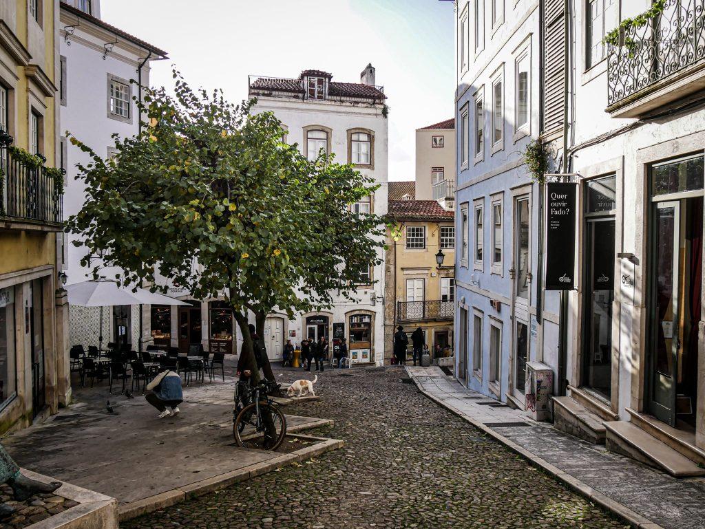 Excursions depuis Porto -Rues de Coimbra
