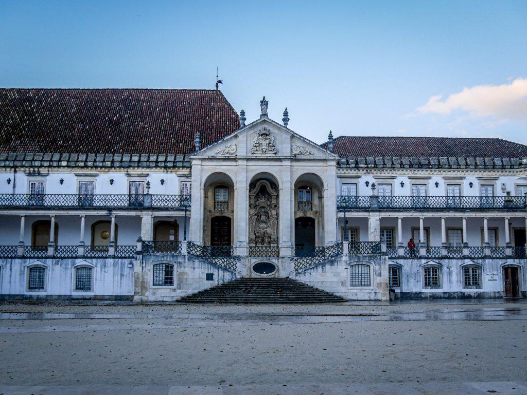Excursions depuis Porto - université de Coimbra