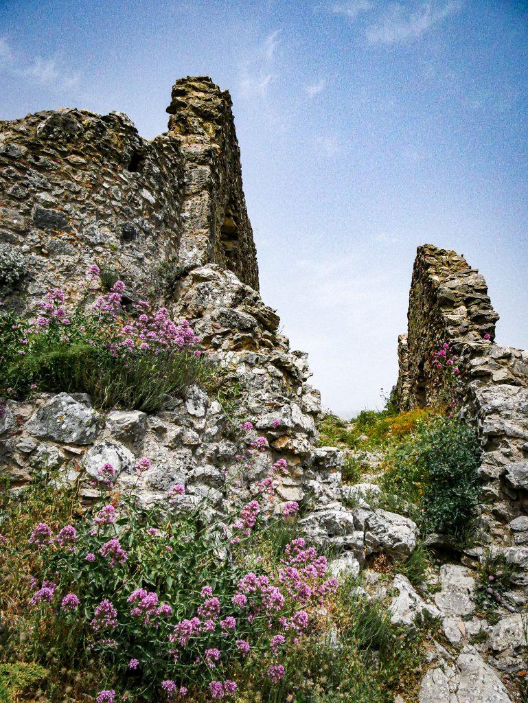 Forteresse - Mystra - Grèce