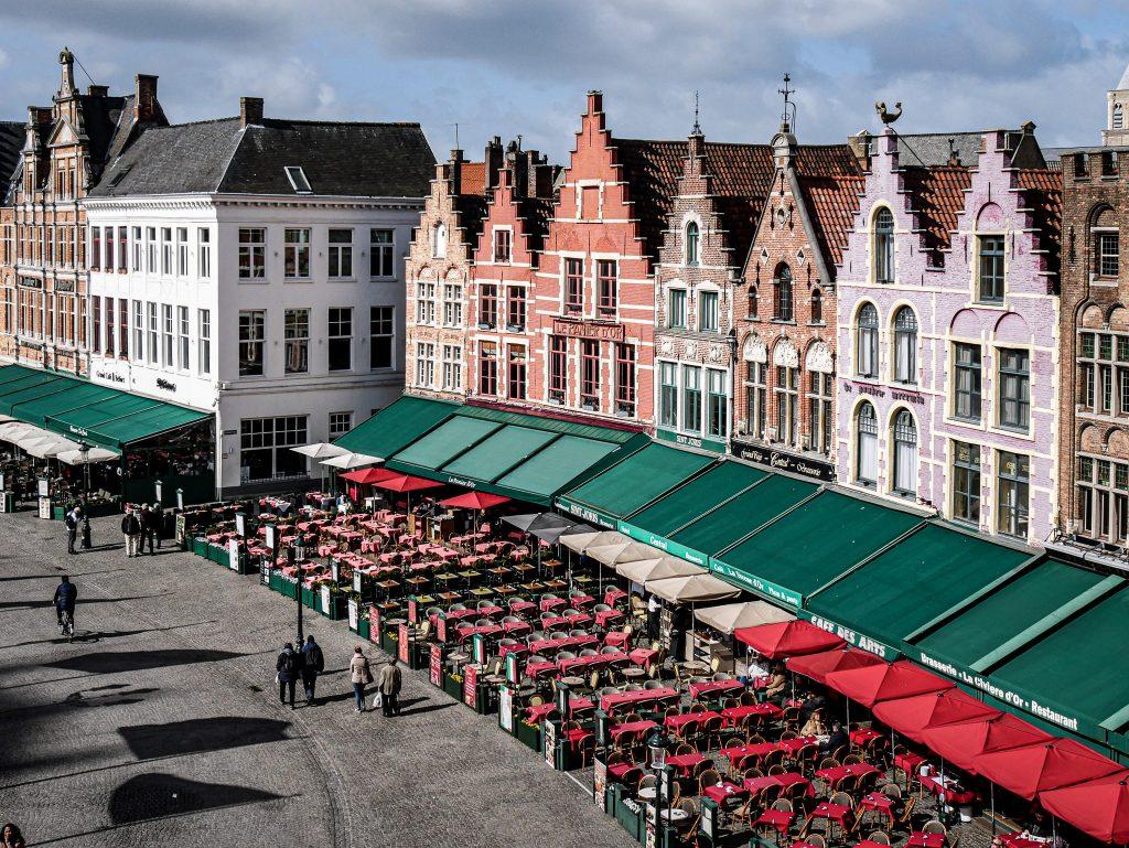 Grand Place - Que faire à Bruges