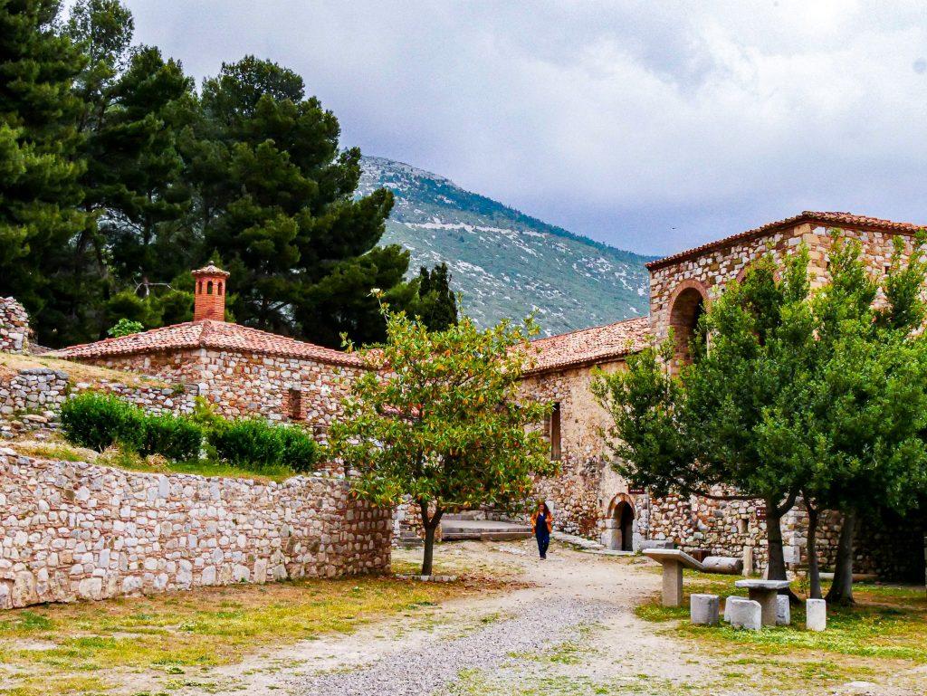 Monastère d'Ossios Loukas