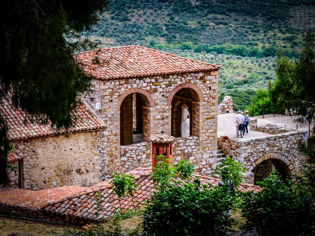 Monastère d'Ossios Loukas Grèce