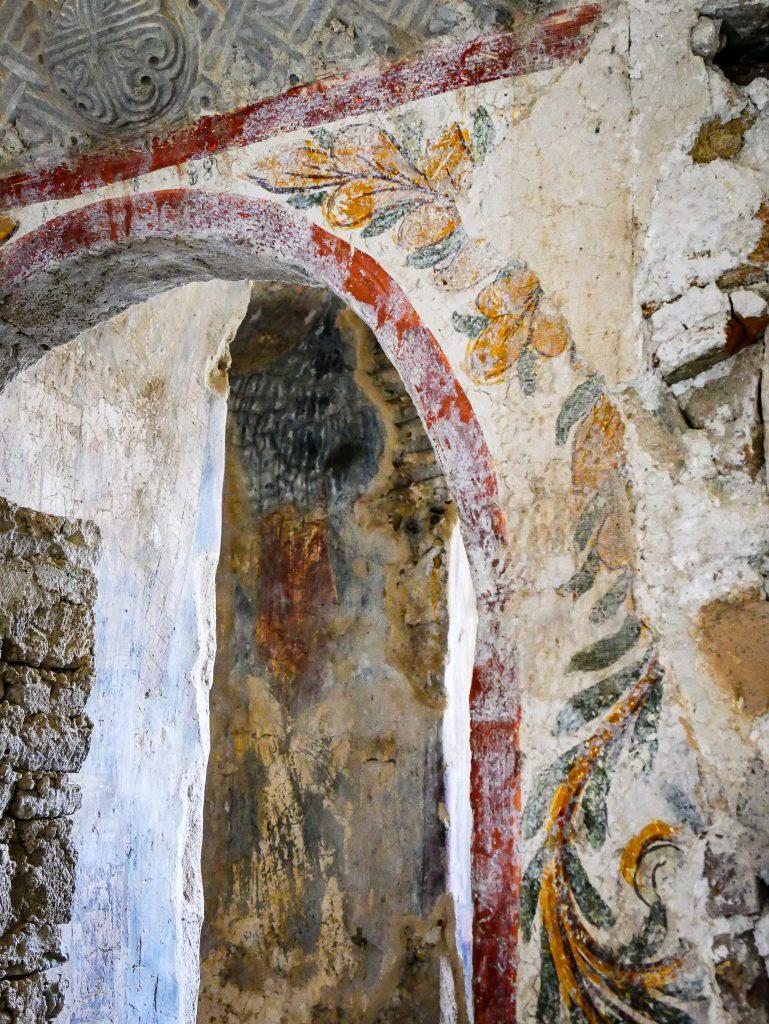 Peinture - Mistra - Grèce