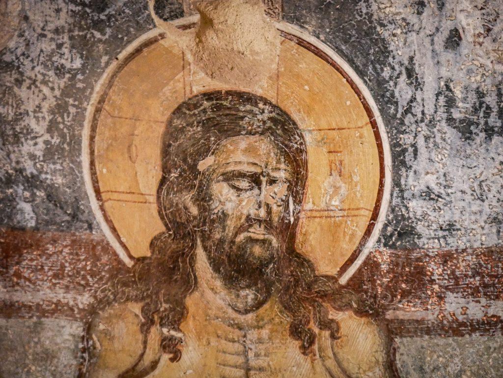 Peinture - Mystra - Grèce