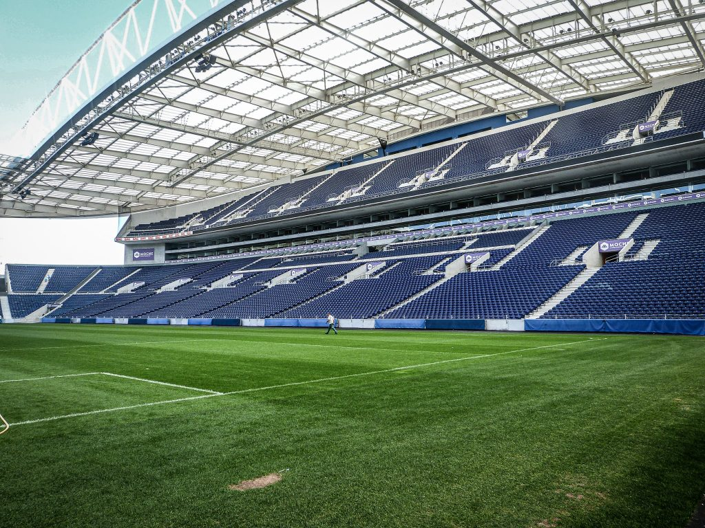 Porto en famille - Stade FC Porto