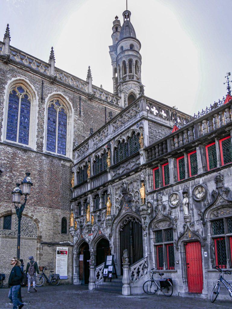 Que faire à Bruges - Basilique du Saint-Sang