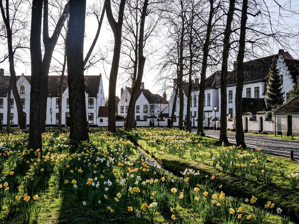 Que faire à Bruges - Béguinage de Bruges