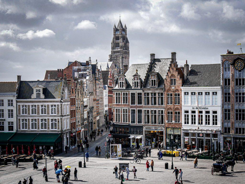 Que faire à Bruges - Grand-Place