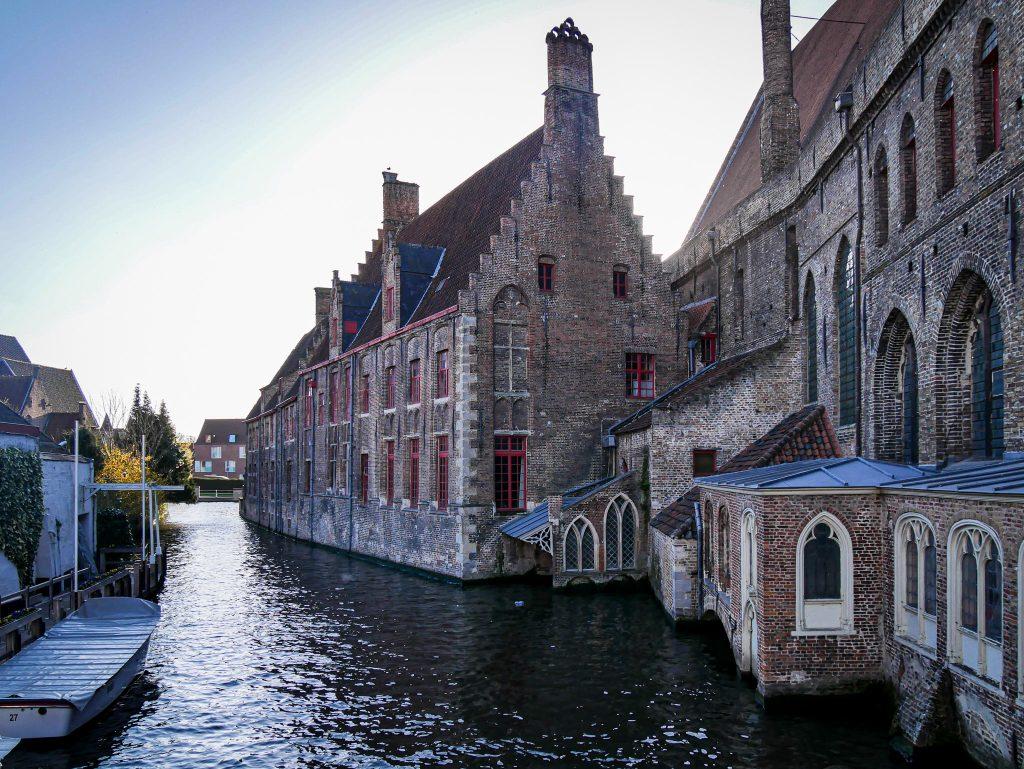 Que faire à Bruges - Hôpital Saint-Jean et Musée Memling