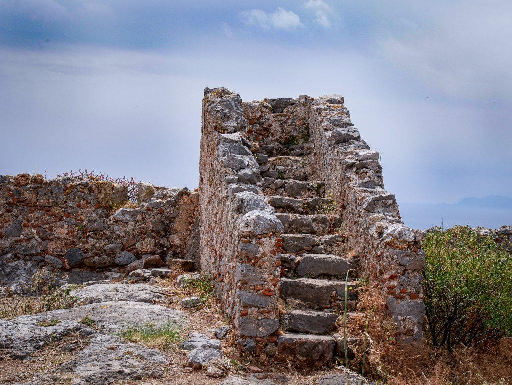 Ville haute - Monemvassia - Grèce