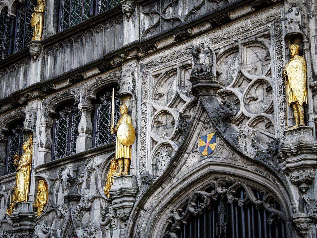 Visiter Bruges - Basilique du Saint-Sang