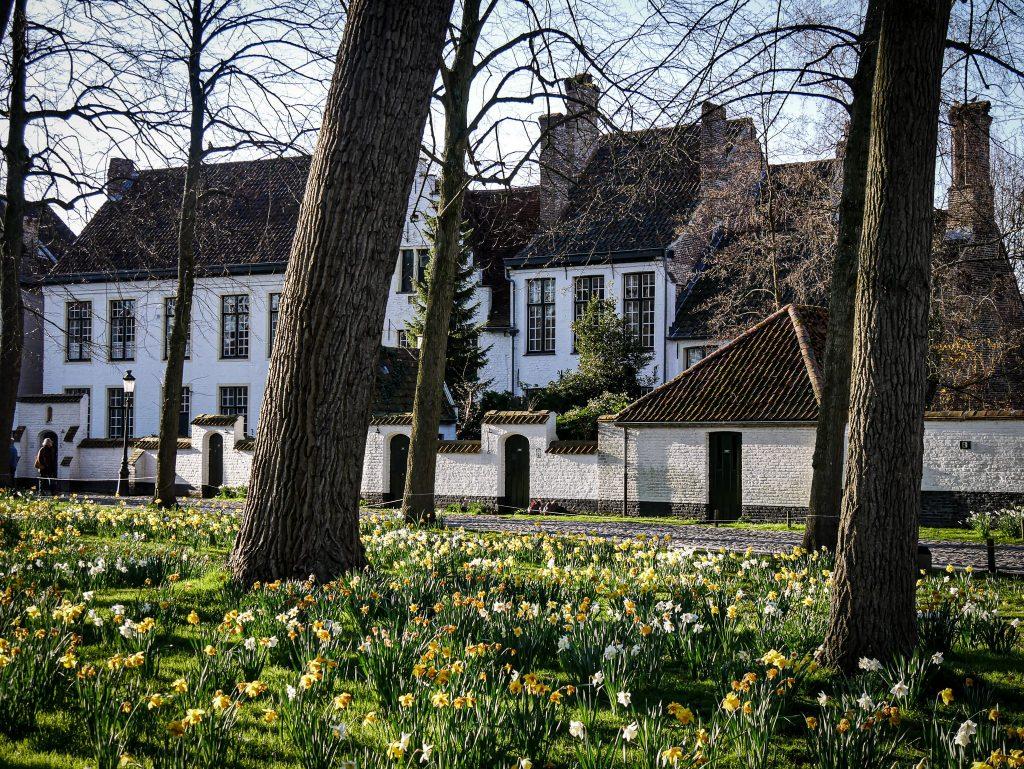 Visiter Bruges - Béguinage de Bruges