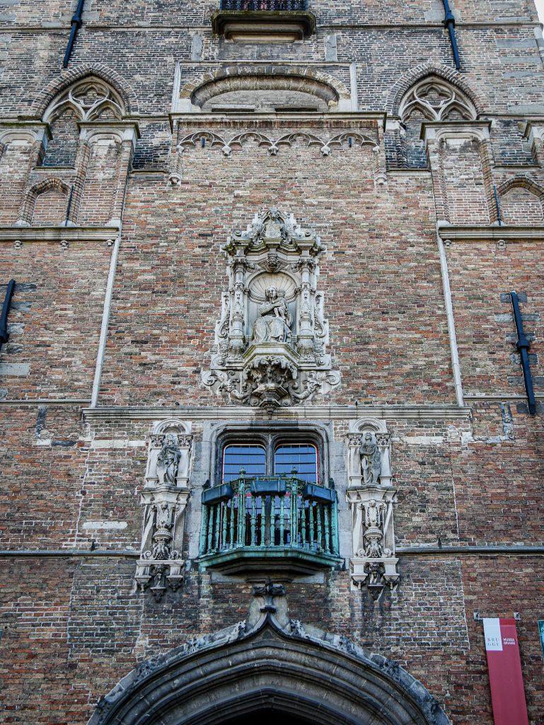 Visiter Bruges - Beffroi