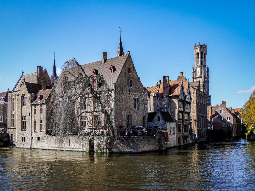 Visiter Bruges- canaux