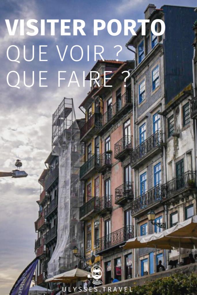 Visiter Porto - Pinterest