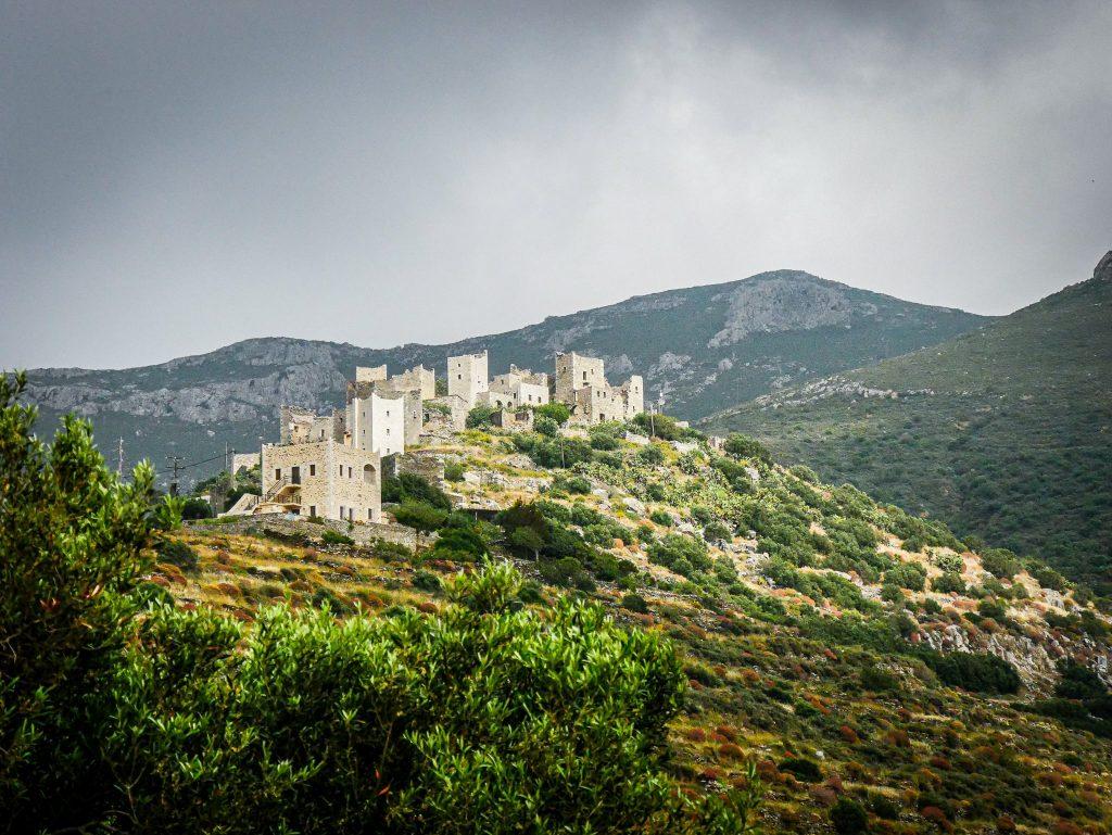 Le Magne - Grèce