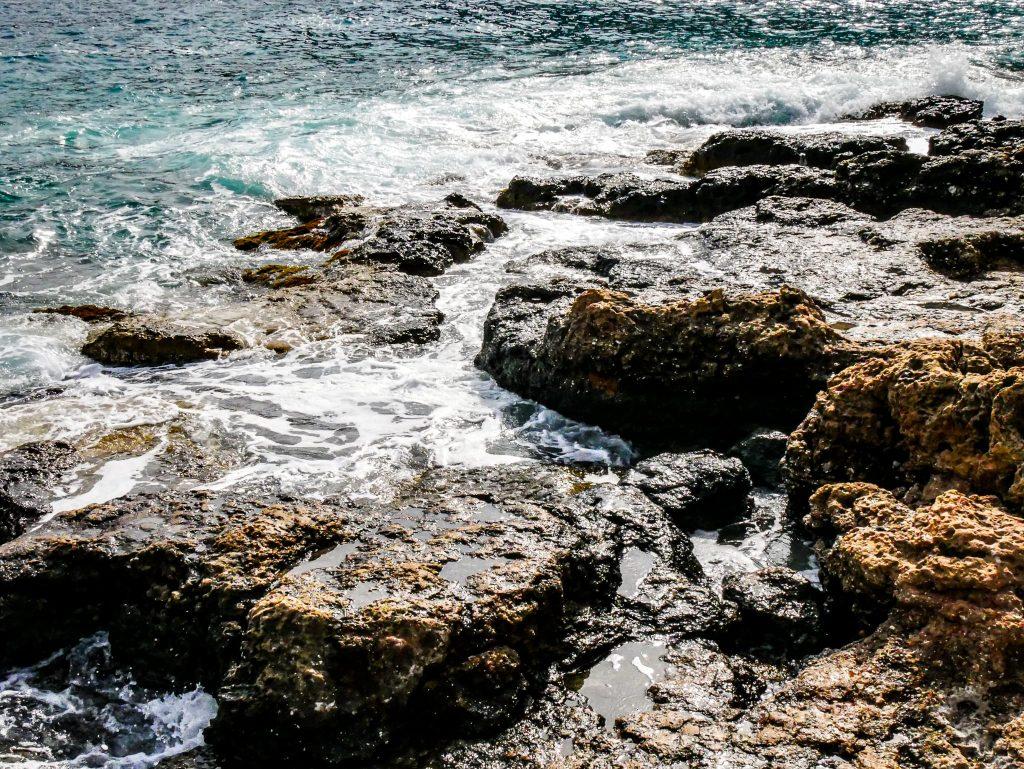 Le Magne - Grèce - mer