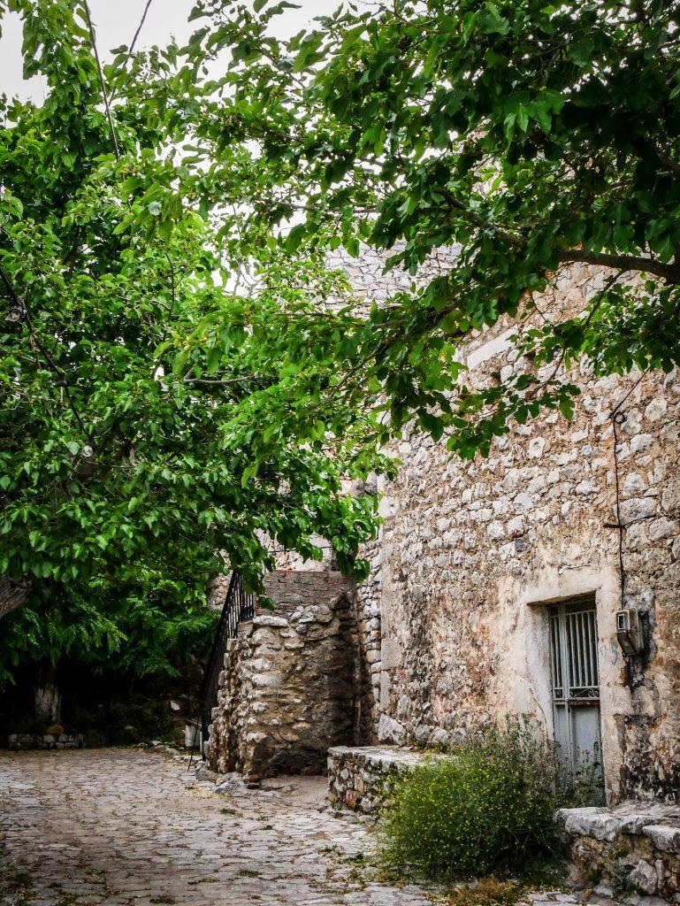 Le Magne - Grèce - village