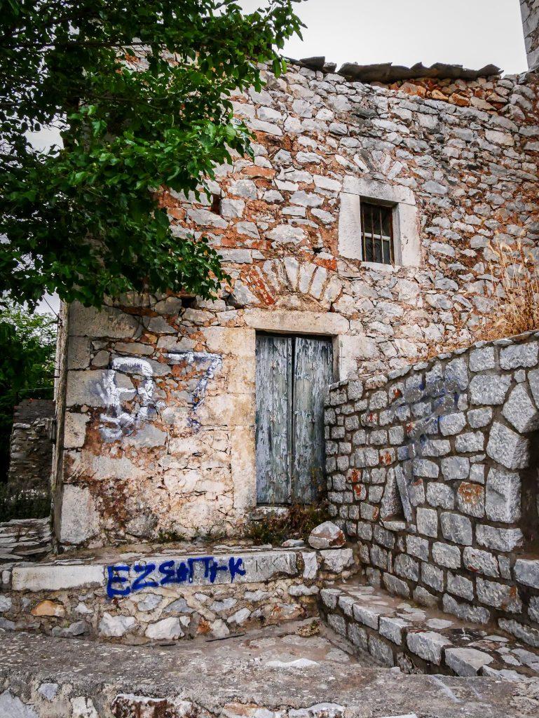 Le Magne - maison - Grèce